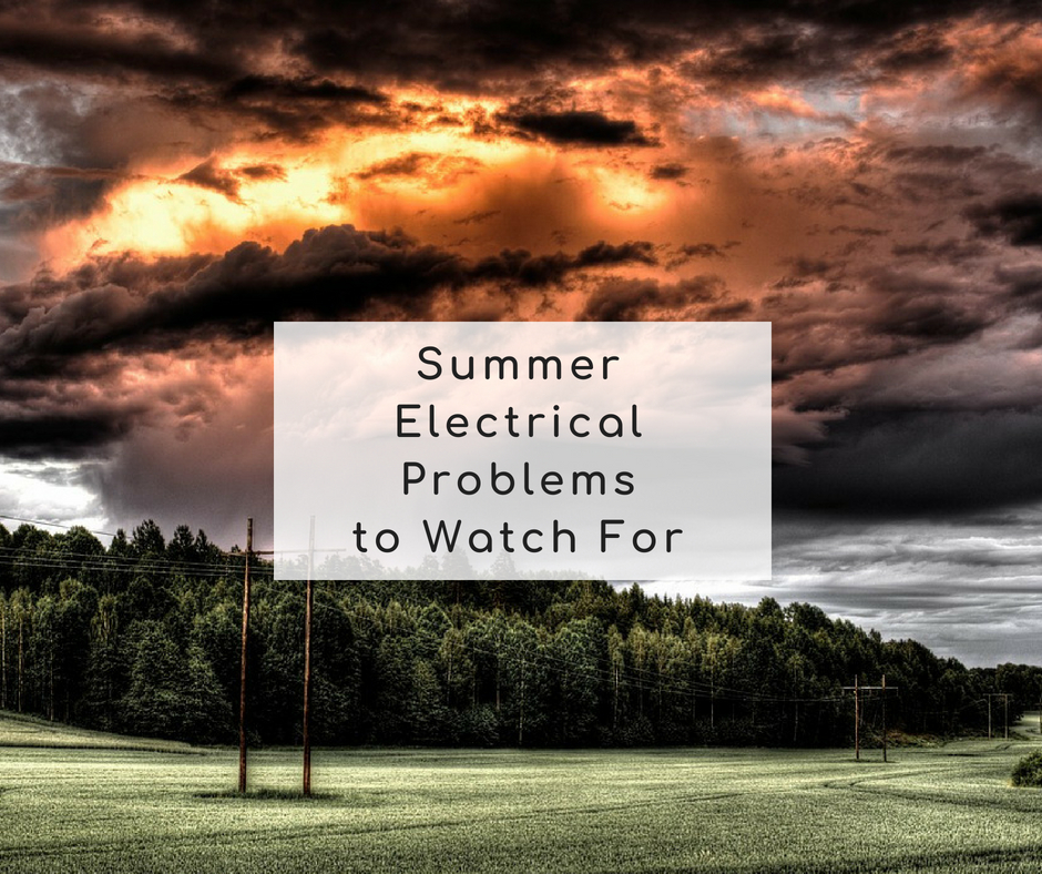 Summer Electrical Problems