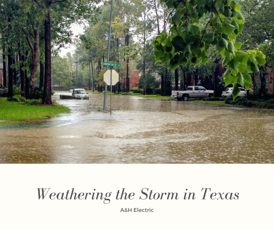 Weathering the Storm in Texas